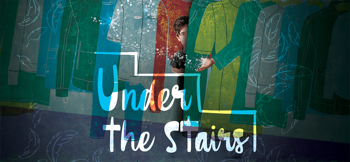 Under the Stairs at YPT