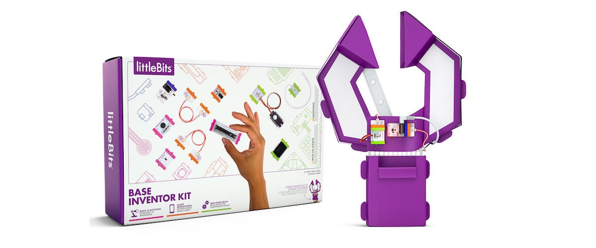 Win a littleBits Base Inventor Kit