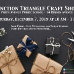 Events: Junction Triangle Craft Show 2019