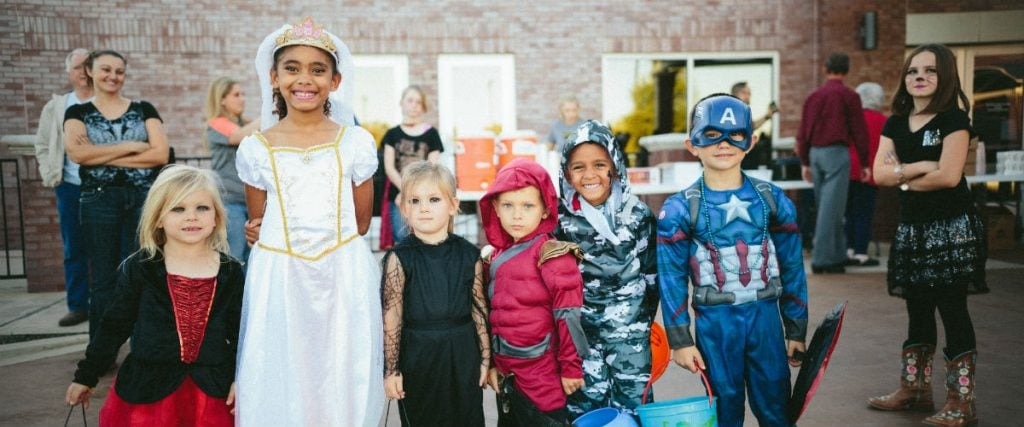 Famiy Friendly Halloween Events in York and Durham Regions