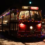 Christmas on the Rails