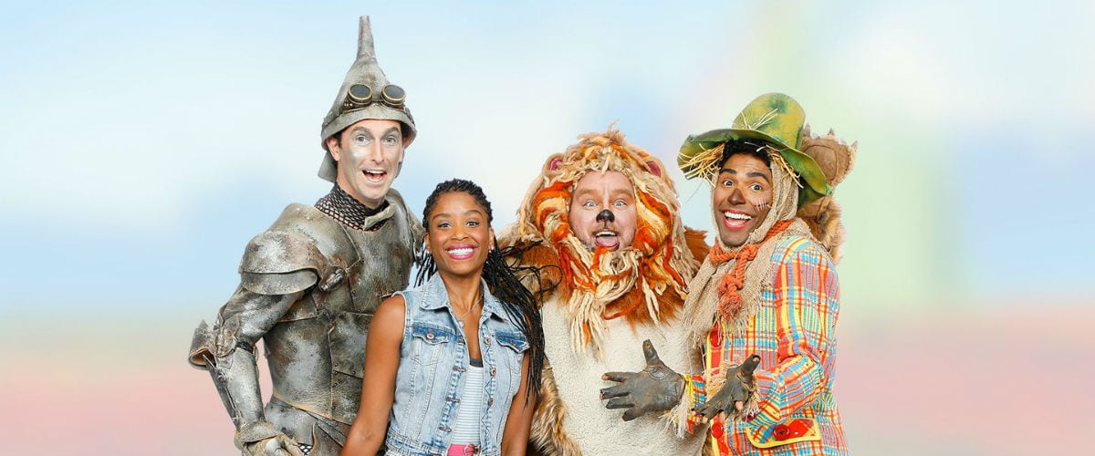 Follow the Yellow Brick Road to Ross Petty's The Wizard of Oz