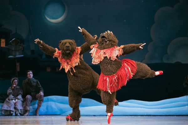 Family Shows To See this Holiday Season in Toronto