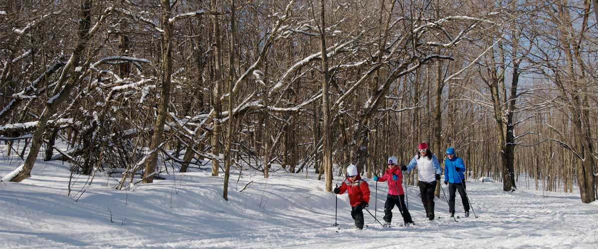 Win a Family Pass to Scenic Caves Nordic Centre