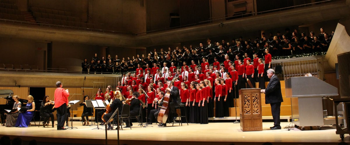 Children's Choir Is Back With Holiday Magic at Roy Thomson Hall