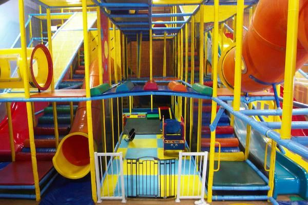 Ottawa's Best Indoor Playgrounds