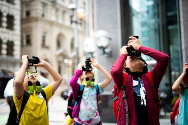 Fun Photography Classes and Camps for Toronto Kids