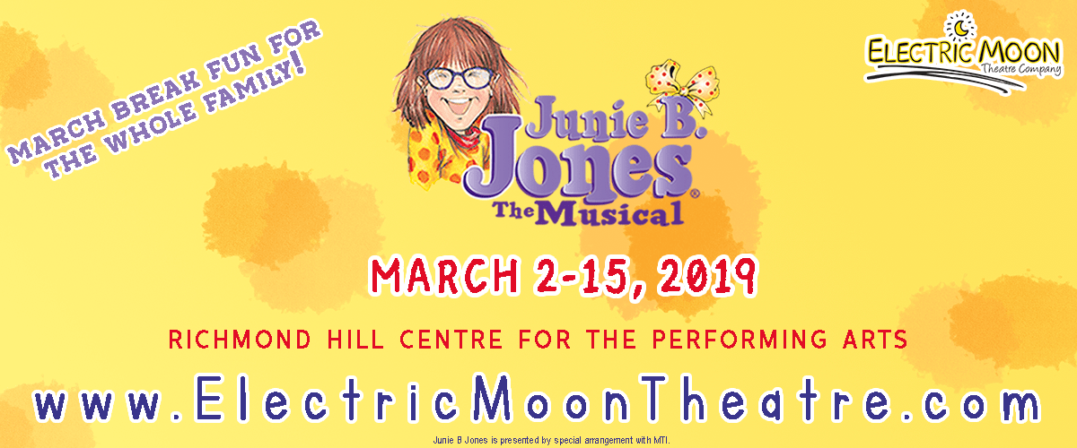 Win Tickets to Junie B. Jones the Musical