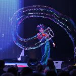 Event: B-The Underwater Bubble Show