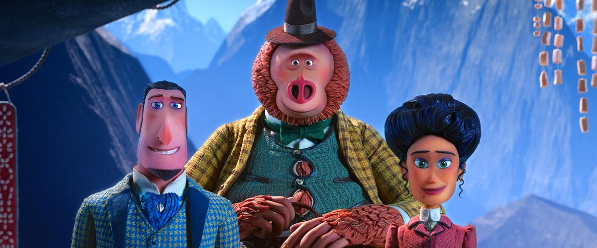 Contest - Win Tickets To The Missing Link Movie in Toronto