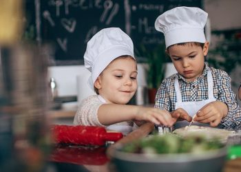 7 Easy Recipes for Teaching Kids To Cook