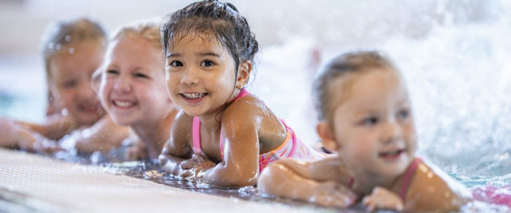 Best Swimming Lessons for Kids Toronto