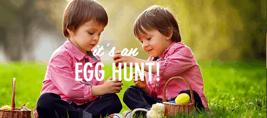 Brooks Farms Easter Egg Hunt