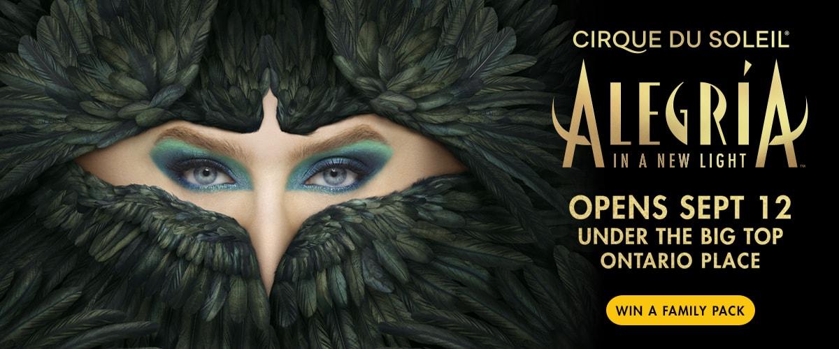 Contest: Win Tickets To Cirque du Soleil Alegria