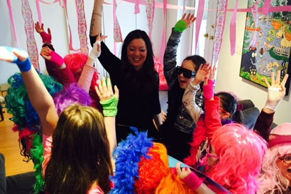 Top 10 Dance and Karaoke Party Places for Kids