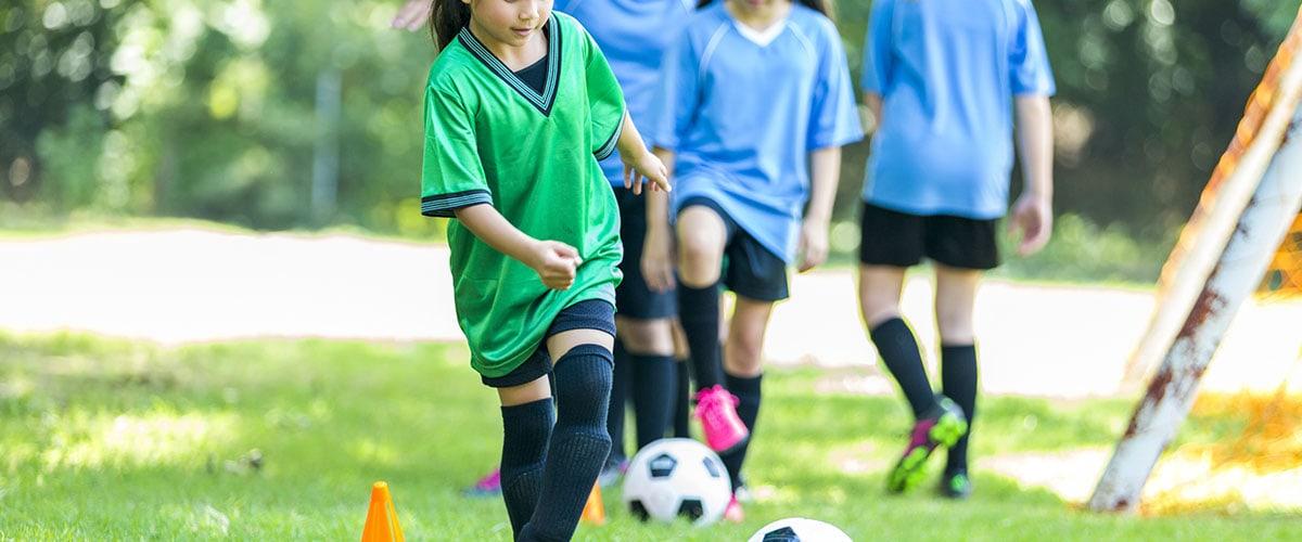 Best Soccer Programs for Kids in Toronto