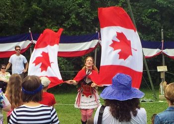 Best Canada Day Activities for Toronto Kids & Families 2019