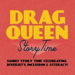 Drag Queen Story Time at Left Field Brewery