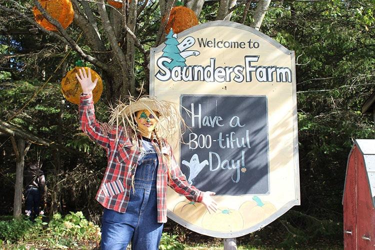 Saunders Farm Haunting Season
