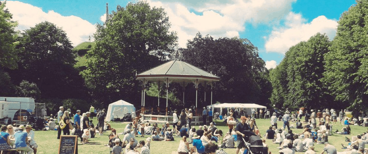 The Cantebury Folk Festival (photo: mylofo.com)