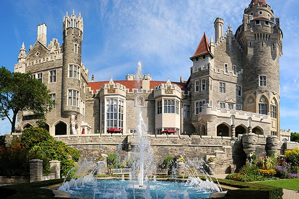 Casa Loma escape game The Dragon's Song