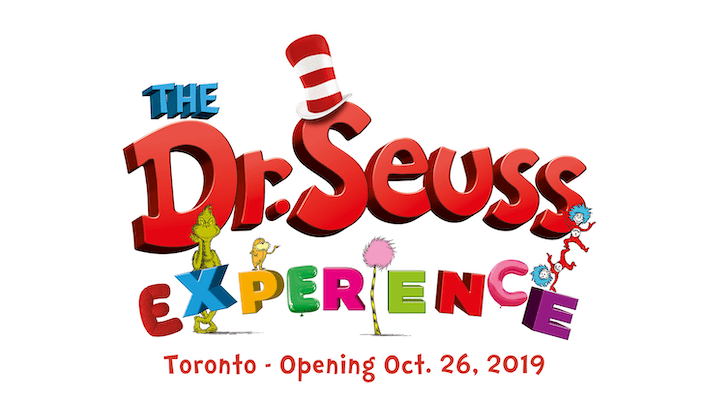 Toronto/GTA Events: The Dr. Seuss Exprience