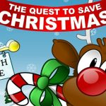 The Quest To Save Christmas - Escape Room