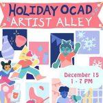 OCAD Artist Alley 2019 - art by Becky Wu