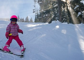 10 Places To Go Downhill Skiing With Kids Near Toronto