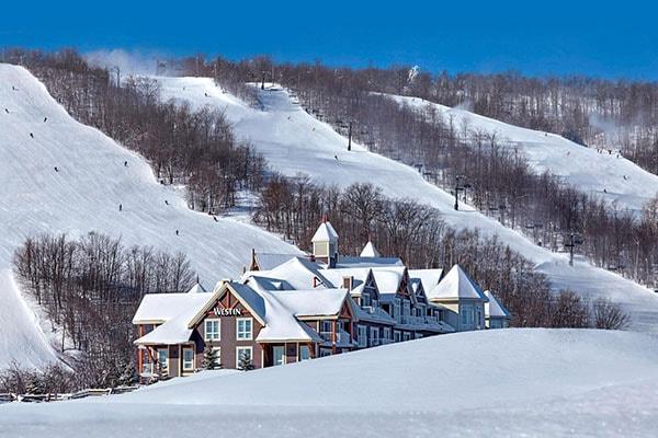 Best Winter Resorts for Families: Westin Trillium