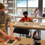 Saturday Art Classes at the McMichael Fall 2020