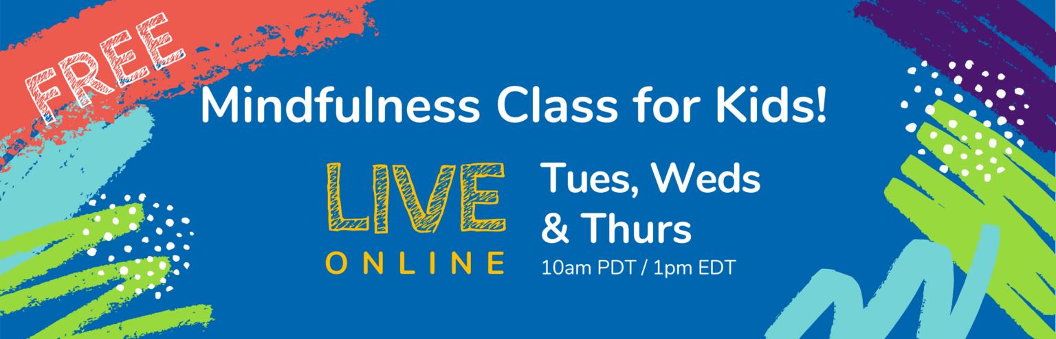 Mindfulness Classes - Mindful Schools