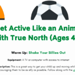 Get Active with True North Sports Camps
