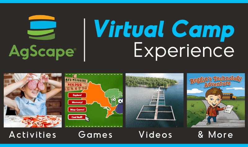 AgScape Virtual Camp Experience