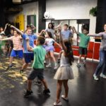 CyberStage Workshops - Electric Moon Theatre Company