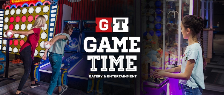Indoor Entertainment Centres: GameTime