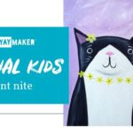 Virtual Kids' Paint Nite