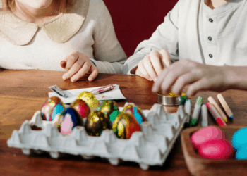 How To Celebrate a Socially Distant Easter Weekend