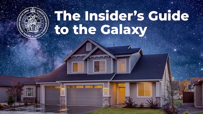 Online Event: The Insiders Guide to the Galaxy