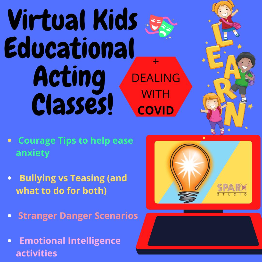 Sparx Virtual Acting Classes