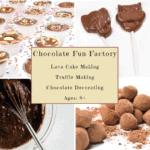 Kids Chocolate-Making Workshops