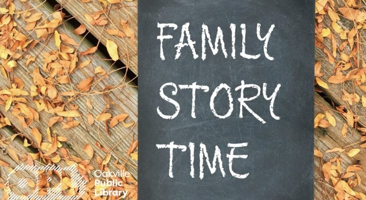 Event: Family Storytime