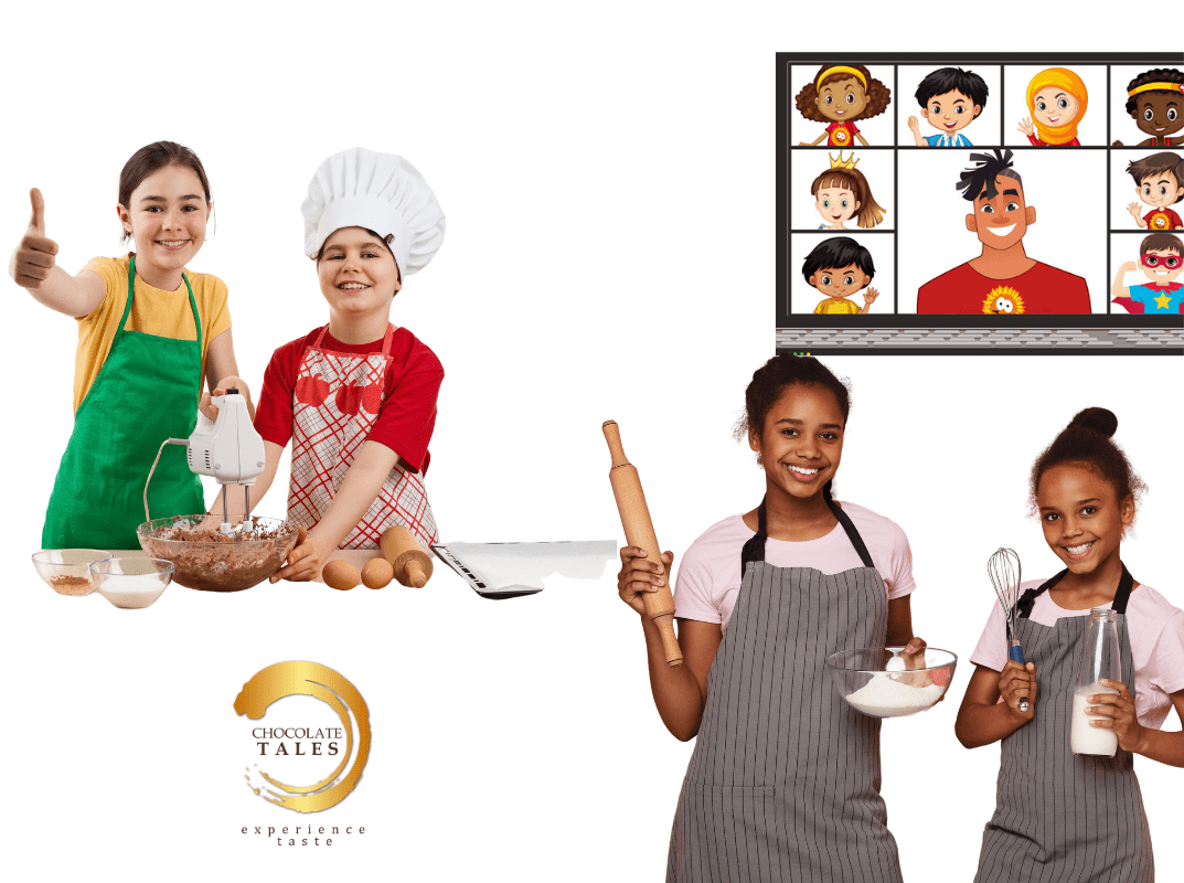 Cooking: Baking & Chocolate Virtual Camp