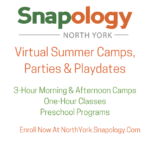 Camp: Snapology Virtual STEAM Camps