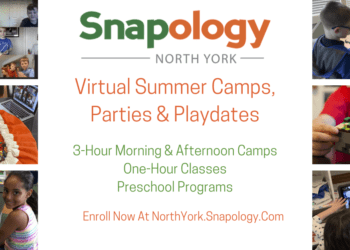 Virtual STEAM Summer Classes & Camps