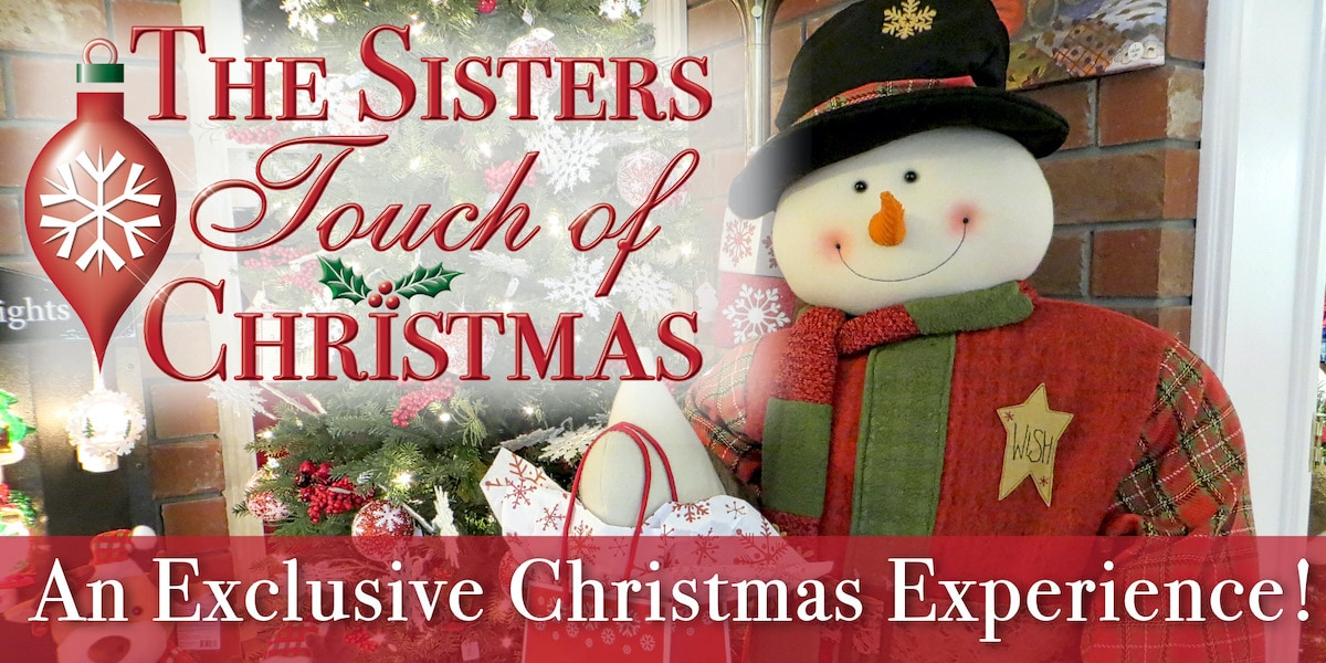 Sister's Touch of Christmas