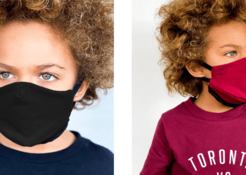Where To Buy Cute Kid's Face Masks In Canada