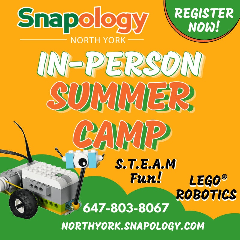 Snapology In-Person Summer Camps