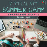Virtual Art Summer Camp