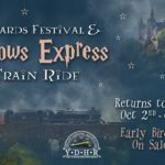 Event: Wizards Festival & Hallows Express Train Ride